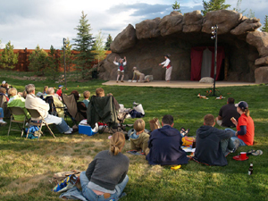 Westcliffe Home and Ranch,Each summer in Westcliffe, the historic Jones Theatre presents Shakespear in the Sangres, outdoor theatre at its best
